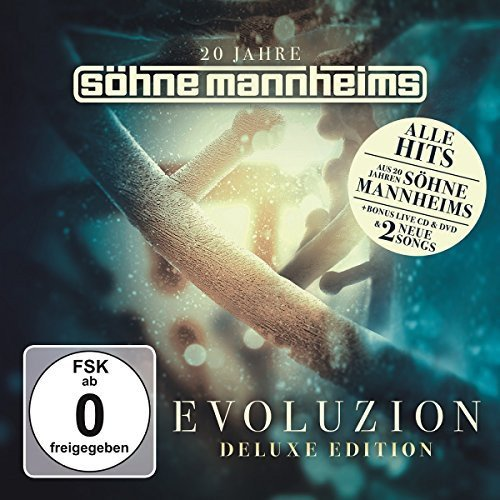 Evoluzion – Best of (2 CDs + DVD) (Deluxe Edition)